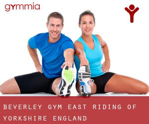 Beverley gym (East Riding of Yorkshire, England)