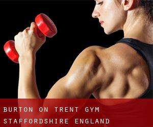 Burton-on-Trent gym (Staffordshire, England)