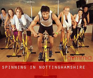 Spinning in Nottinghamshire