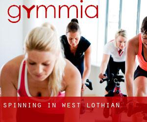 Spinning in West Lothian