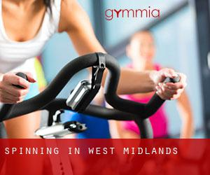 Spinning in West Midlands