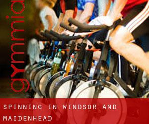 Spinning in Windsor and Maidenhead