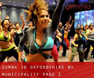 Zumba in Oxfordshire by Municipality - page 1