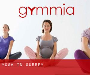 Yoga in Surrey
