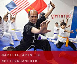 Martial Arts in Nottinghamshire