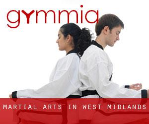 Martial Arts in West Midlands
