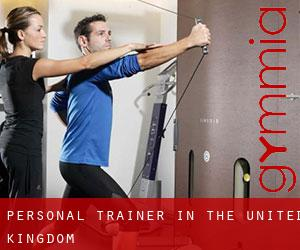 Personal Trainer in the United Kingdom