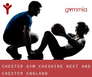 Chester gym (Cheshire West and Chester, England)