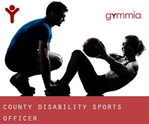 County Disability Sports Officer