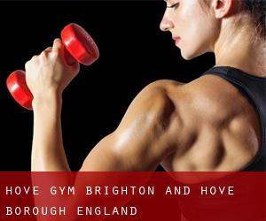 Hove gym (Brighton and Hove (Borough), England)