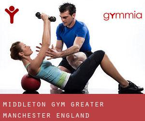 Middleton gym (Greater Manchester, England)