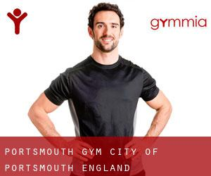Portsmouth gym (City of Portsmouth, England)