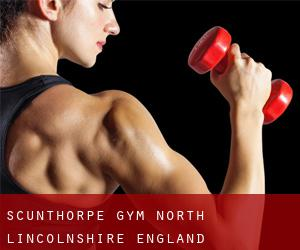 Scunthorpe gym (North Lincolnshire, England)
