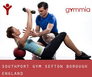 Southport gym (Sefton (Borough), England)
